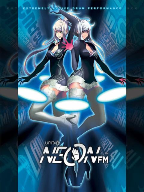 Neon FM™ — Arcade Rhythm Game screenshot 14