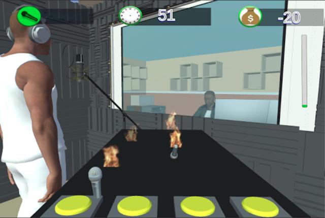 Rap Star screenshot 1