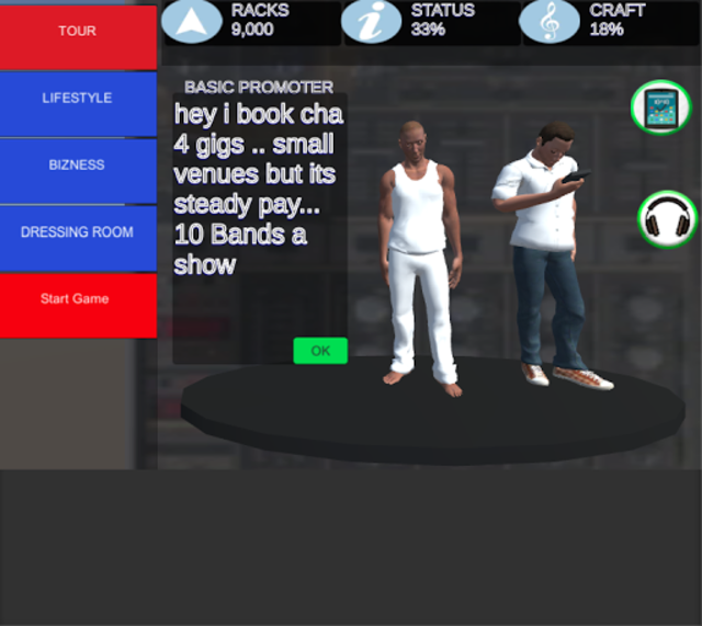 Rap Star screenshot 4