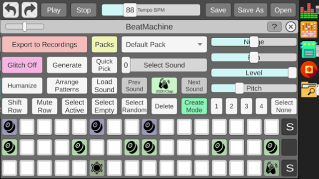 Beat Machine - Audio Sequencer screenshot 6