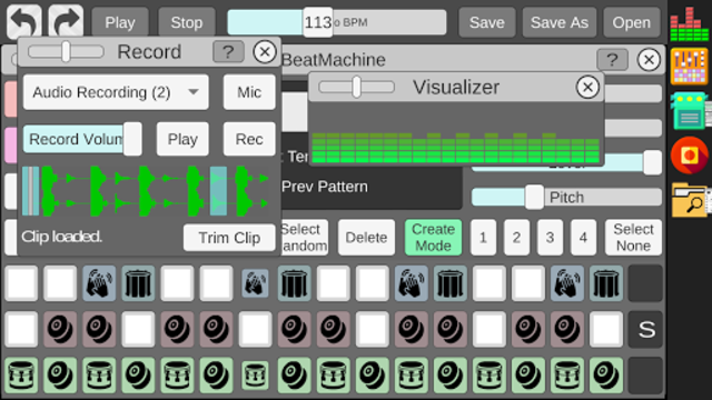 Beat Machine - Audio Sequencer screenshot 11