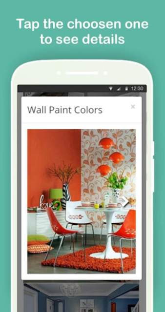 Wall Paint Color Ideas (Complete Collection) screenshot 3