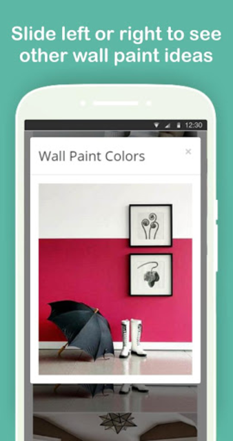 Wall Paint Color Ideas (Complete Collection) screenshot 4