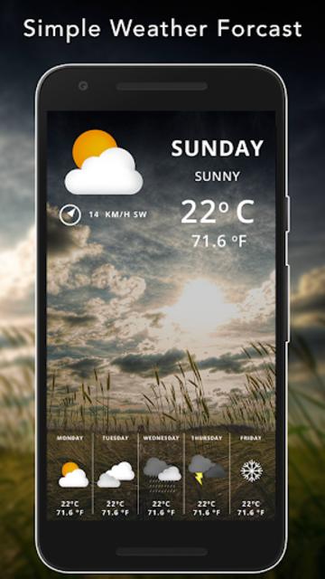 National Weather Service screenshot 4