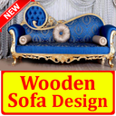 Icon for Wooden Sofa Set Design idea