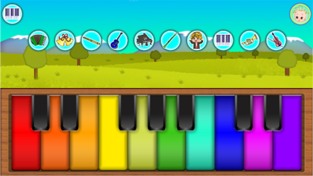 Baby Piano screenshot 4