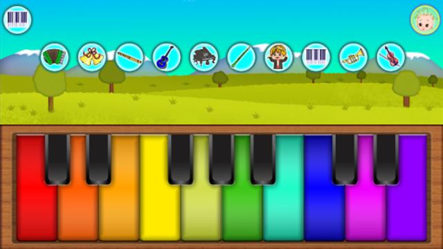 Baby Piano screenshot 2
