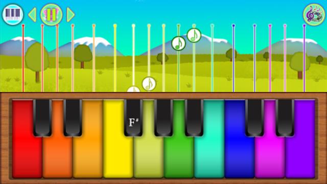 Baby Piano screenshot 3