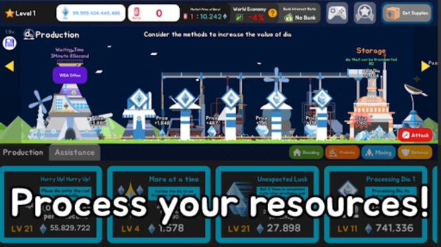 Raising Your Stars: New World screenshot 2