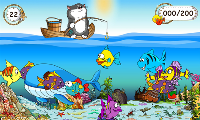 Fishing for Kids screenshot 2