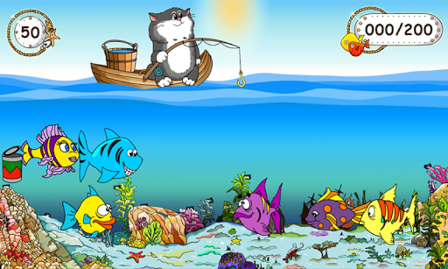 Fishing for Kids screenshot 3