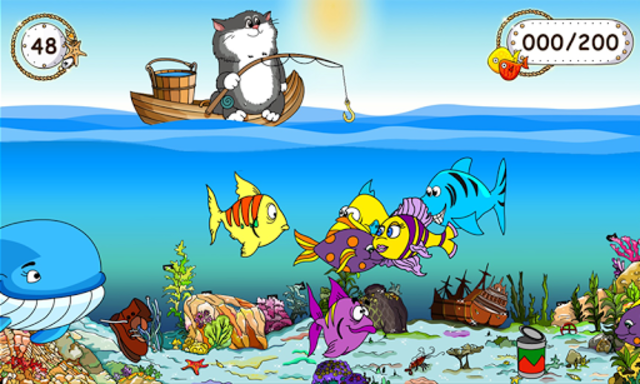 Fishing for Kids screenshot 4
