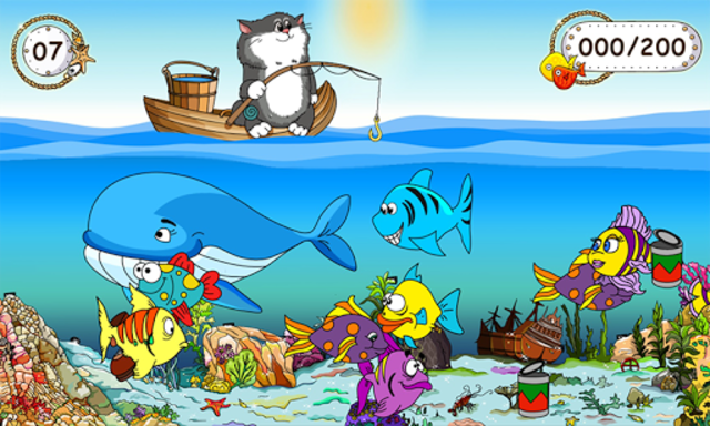 Fishing for Kids screenshot 5