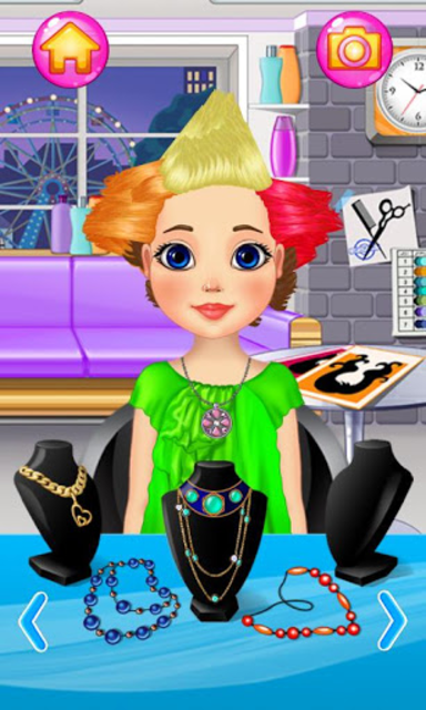 Hair saloon - Spa salon screenshot 9