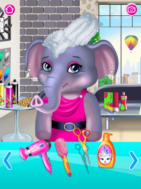 Beauty salon: hair salon screenshot 1