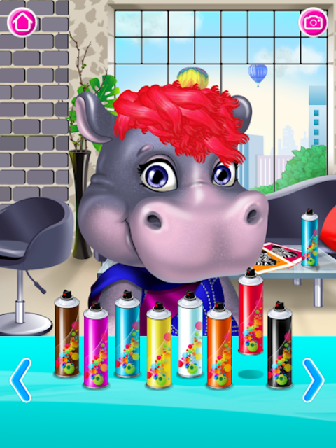 Beauty salon: hair salon screenshot 4
