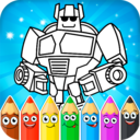 Icon for Painting : Robots