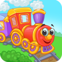 Icon for Railway: train for kids