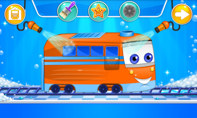 Train Wash screenshot 4