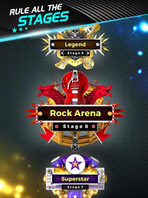 Guitar Band Battle screenshot 9