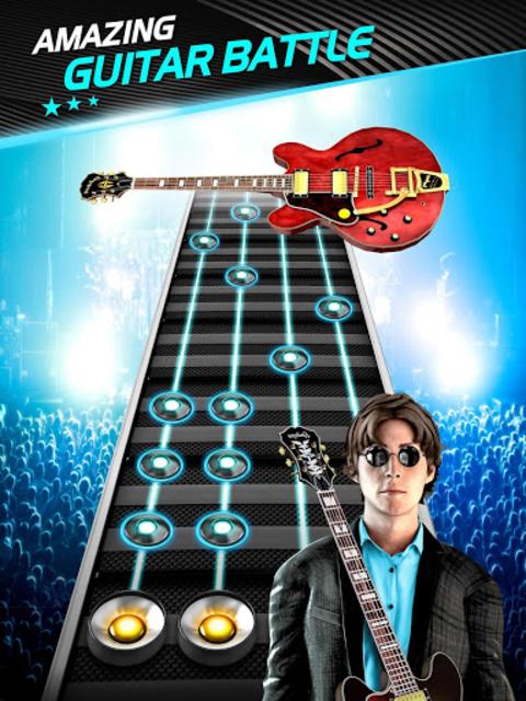 Guitar Band Battle screenshot 10