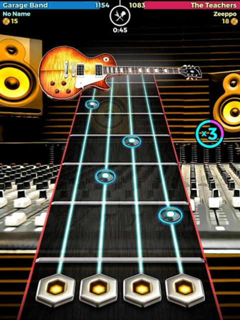 Guitar Band Battle screenshot 12