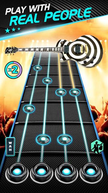 Guitar Band Battle screenshot 1