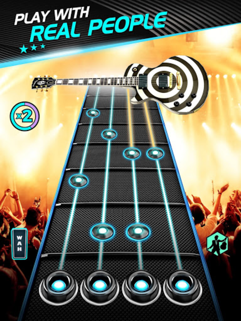 Guitar Band Battle screenshot 7