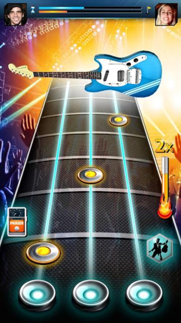 Rock Life - Guitar Legend screenshot 1