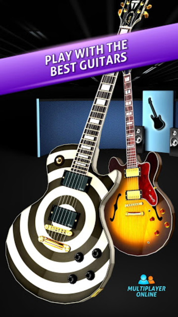 Rock Life - Guitar Legend screenshot 2