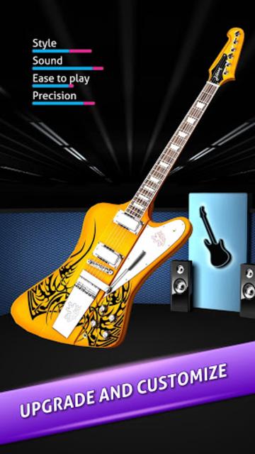 Rock Life - Guitar Legend screenshot 4
