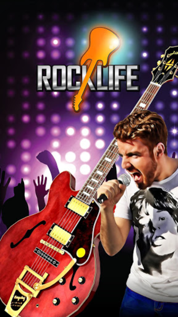 Rock Life - Guitar Legend screenshot 5