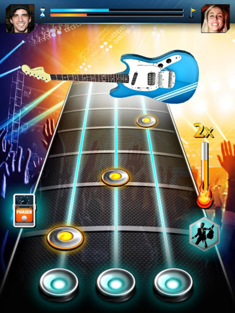 Rock Life - Guitar Legend screenshot 6