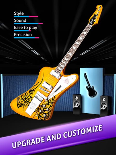 Rock Life - Guitar Legend screenshot 9