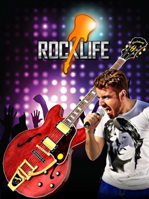 Rock Life - Guitar Legend screenshot 15