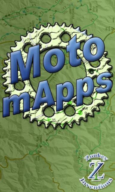Moto mApps Oregon screenshot 1