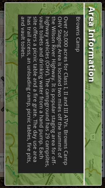 Moto mApps Oregon screenshot 3