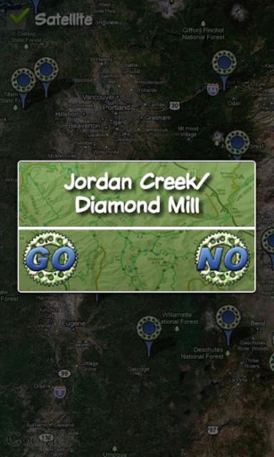 Moto mApps Oregon screenshot 6