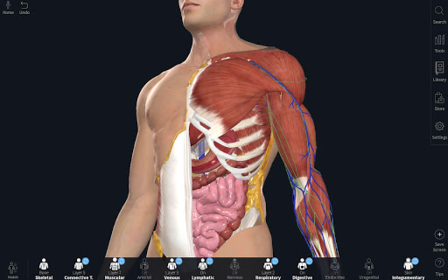 Complete Anatomy Platform 2020 screenshot 9