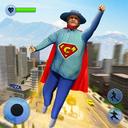 Icon for Flying Super Granny Hero Adventure