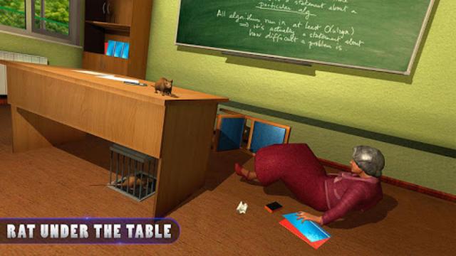 Scary Granny Teacher HighSchool screenshot 2