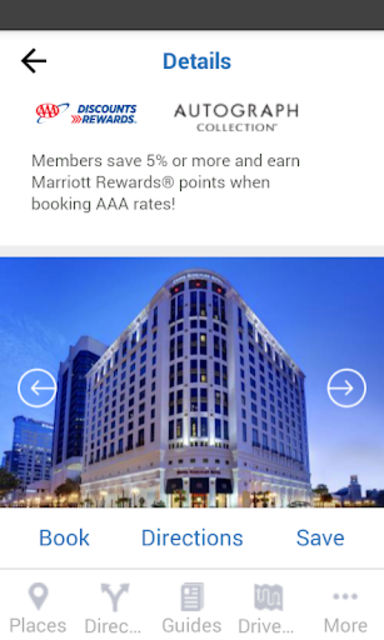 AAA Mobile screenshot 6