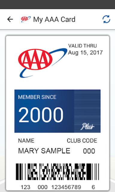 AAA Mobile screenshot 8