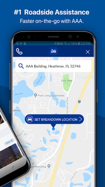AAA Mobile screenshot 2