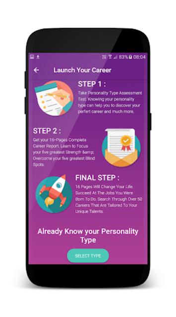 Personality Trait Test screenshot 6