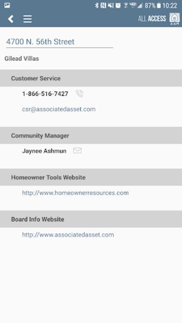 AAM All Access screenshot 6