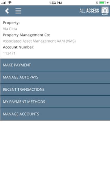 AAM All Access screenshot 7