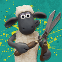 Icon for Shaun the Sheep Top Knot Salon