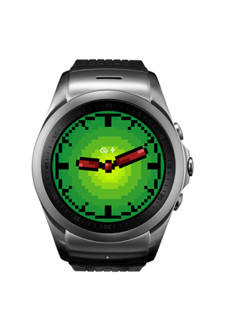 Aarieer Pixel Art Watch Face screenshot 1