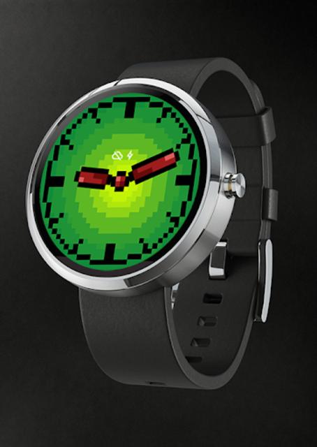 Aarieer Pixel Art Watch Face screenshot 5